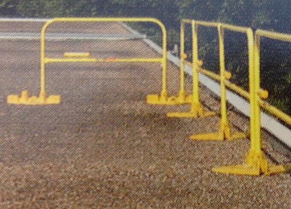 Railguard 200 right angle end